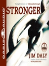 Stronger (MP3): Trading Brokenness for Unbreakable Strength