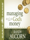 Managing God's Money (MP3): A Biblical Guide