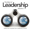 The Best of Leadership (MP3): Volume 1: Vision