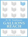 Gallions Reach (eBook)