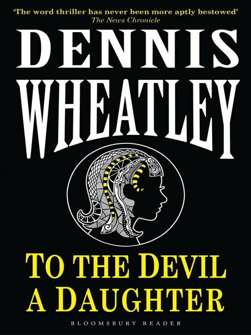 To the Devil, a Daughter (eBook): Molly Fountain Series, Book 1