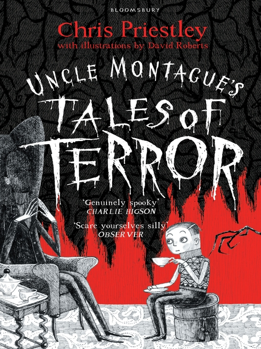 Uncle Montague's Tales of Terror (eBook)