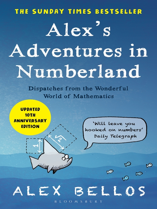 Alex's Adventures in Numberland (eBook)