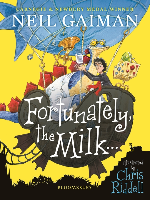 Fortunately, the Milk (eBook)