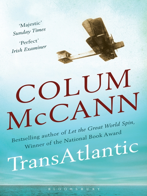 TransAtlantic eBook