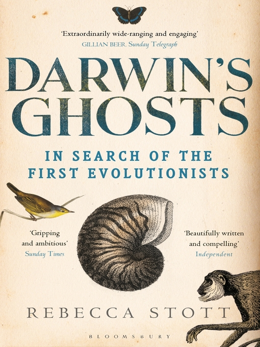 Darwin's Ghosts (eBook): In Search of the First Evolutionists