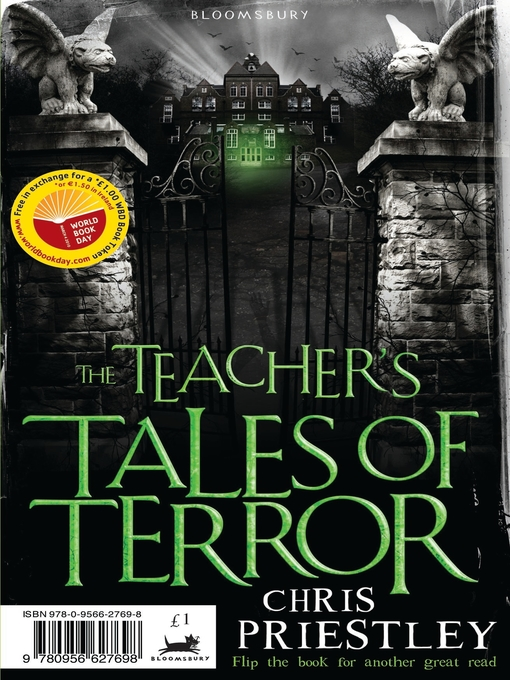 The Teacher's Tales of Terror (eBook)