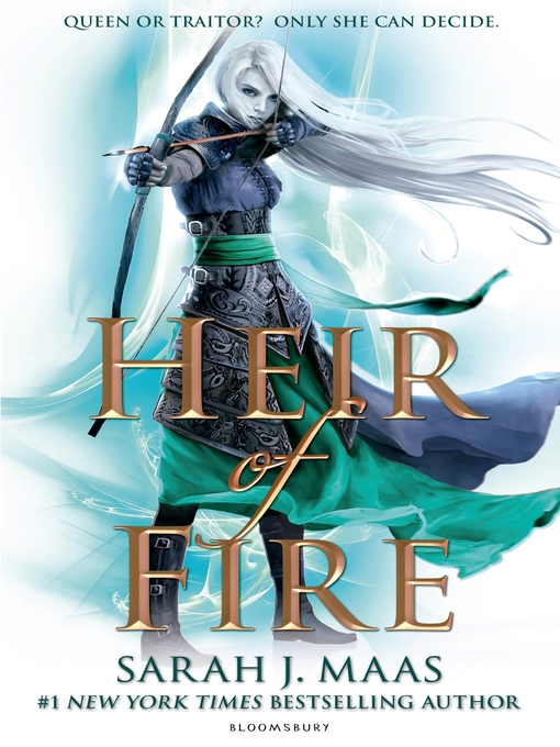 Heir of Fire (eBook): Throne of Glass Series, Book 3