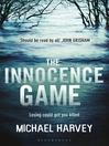 The Innocence Game (eBook)