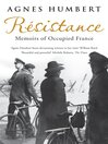 Resistance (eBook): Memoirs of Occupied France