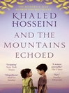 And the Mountains Echoed (eBook)