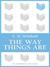 The Way Things Are (eBook)