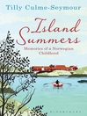 Island Summers (eBook): Memories of a Norwegian Childhood