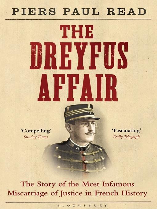 The Dreyfus Affair (eBook)