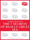 The 7 Secrets of Really Great Sex (eBook)