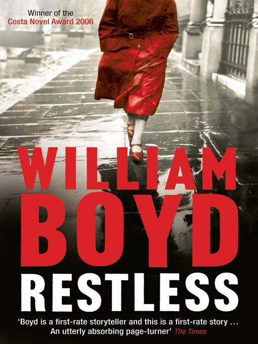Restless (eBook)