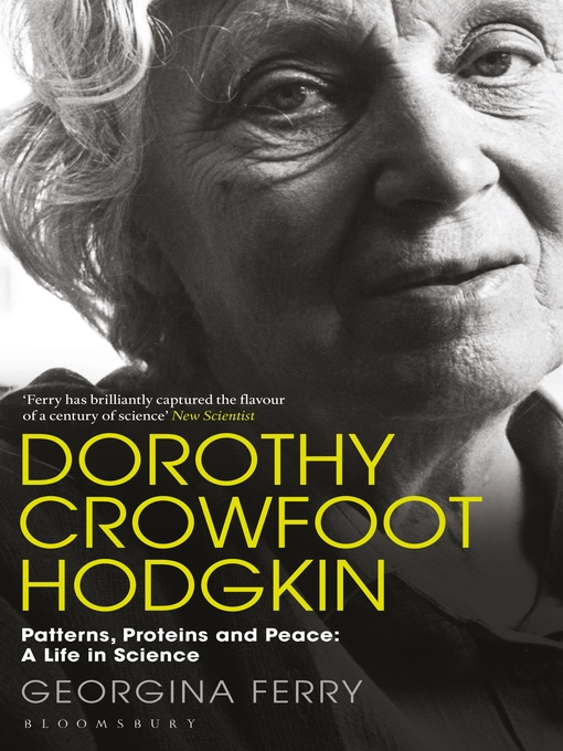 Dorothy Hodgkin (eBook): A Life