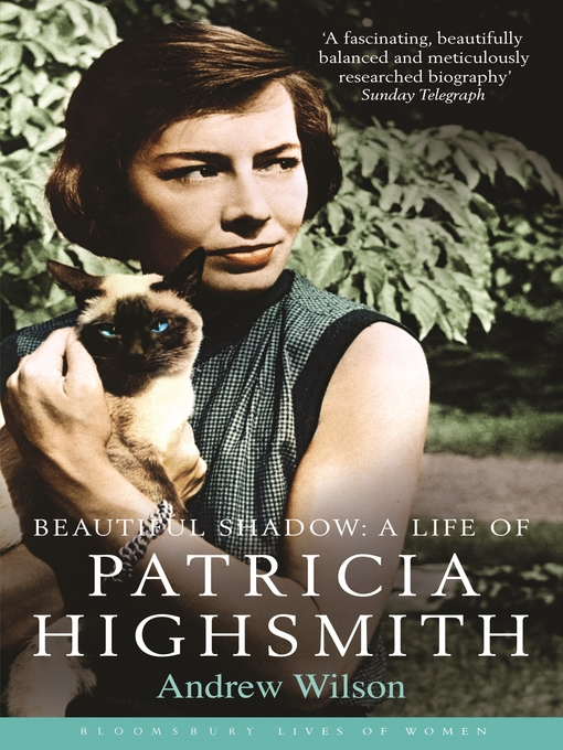 Beautiful Shadow (eBook): A Life of Patricia Highsmith