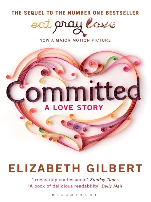 Committed (eBook): A Sceptic Makes Peace with Marriage