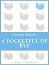 A Pocketful of Rye (eBook)