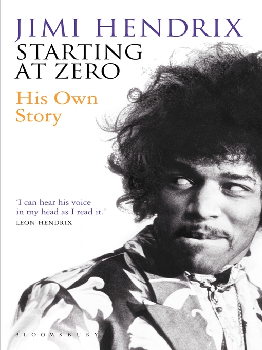 Starting At Zero (eBook): His Own Story