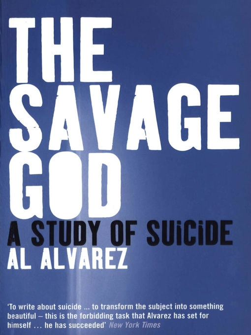 The Savage God (eBook): A Study of Suicide
