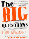 The Big Questions (eBook): How Philosophy Can Change Your Life