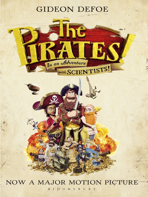 The Pirates! In an Adventure with Scientists (eBook)
