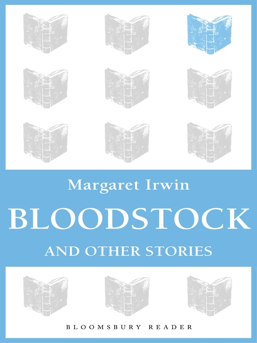 Bloodstock and Other Stories (eBook)