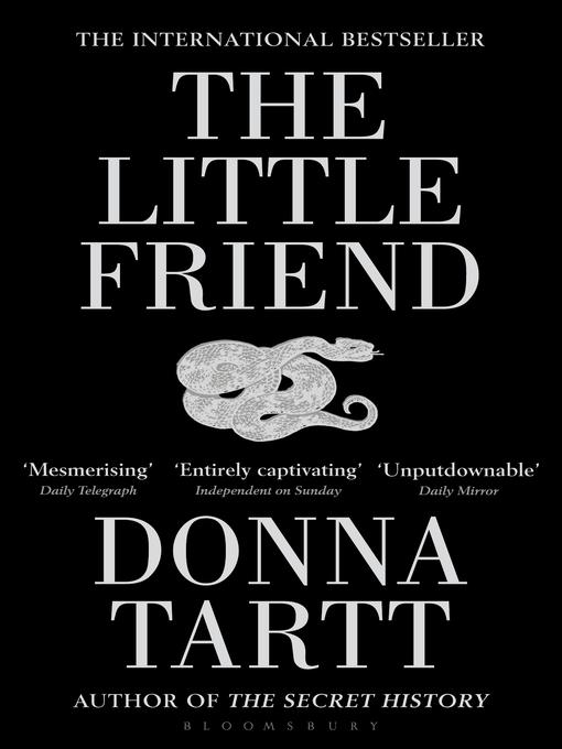 The Little Friend (eBook)