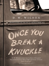 Once You Break a Knuckle (eBook)
