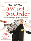 Law and Disorder (eBook): Confessions of a Pupil Barrister