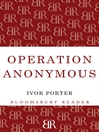 Operation Anonymous (eBook)