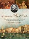Lorenzo da Ponte (eBook): The Extraordinary Adventures of the Man Behind Mozart