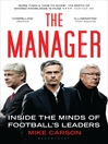 The Manager (eBook): Inside the Minds of Football's Leaders