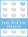 The Poetic Image (eBook)