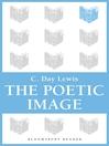 The Poetic Image (eBook)