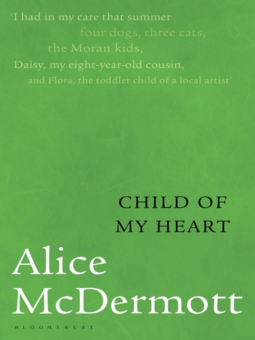 Child of My Heart (eBook)