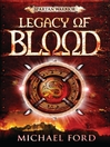Legacy of Blood (eBook): Spartan Series, Book 3