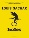 Holes Holes Series, Book 1