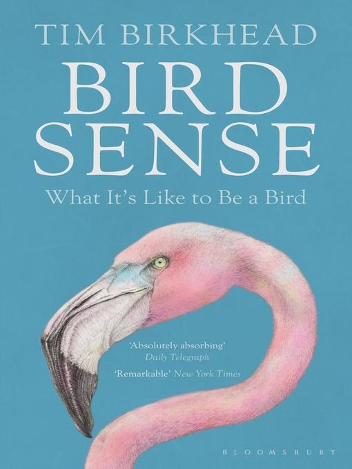 Bird Sense (eBook): What It's Like to Be a Bird