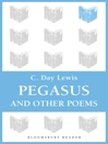 Pegasus and Other Poems (eBook)