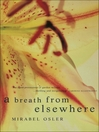 A Breath from Elsewhere (eBook): Musings on Gardens
