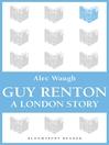 Guy Renton (eBook): A London Story