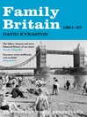 Family Britain, 1951-1957 (eBook)