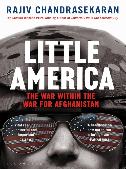 Little America (eBook): The War within the War for Afghanistan