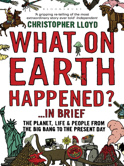 What on Earth Happened? ...In Brief (eBook): The Planet, Life and People from the Big Bang to the Present Day