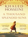 A Thousand Splendid Suns (eBook)