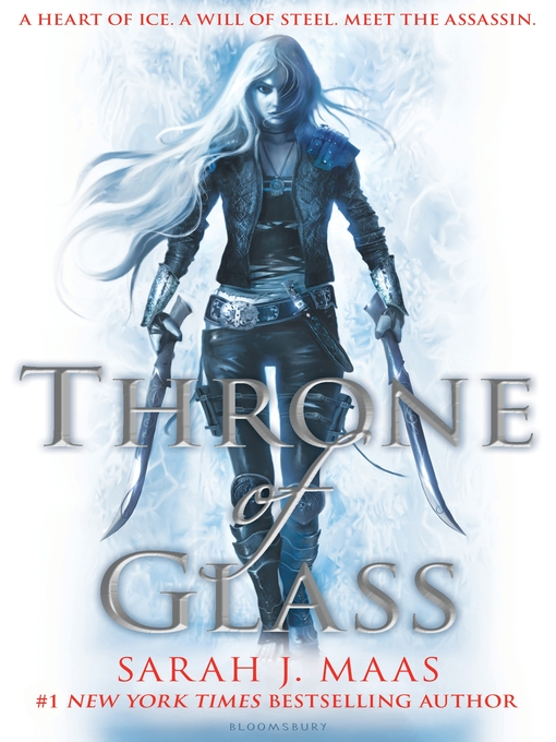 Throne of Glass (eBook): Throne of Glass Series, Book 1