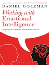 Working with Emotional Intelligence (eBook)